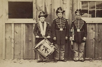 American Civil War Child Soldiers