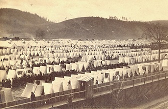 Elmira Civil War Prison Camp